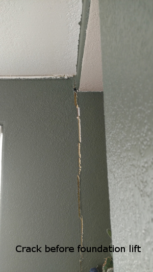 drywall-crack-as-a-result-of-foundation-vertical-movement