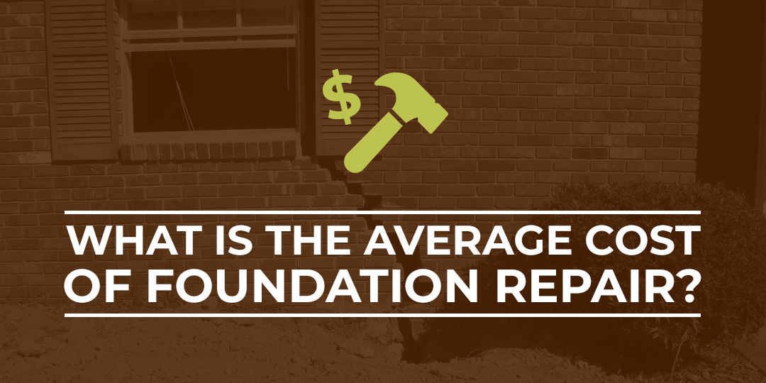 Average Cost Of Foundation Repair