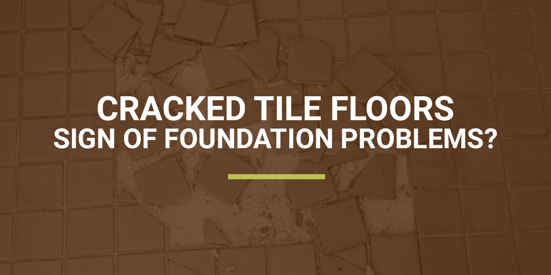Cracked Tile Floors